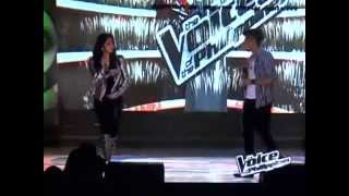 Sarah Geronimo - Iris with Bamboo - ABS-CBN Trade Event for The Voice of the Philippines