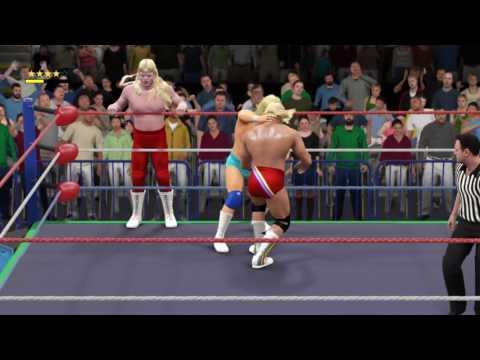 Bash'88 Baltimore PPV- US Tag Team Title-Fantastics(c) Vs. Midnight Express