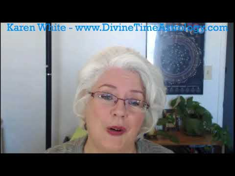 Karen White Astrologer and her Favorite Astrology Techniques