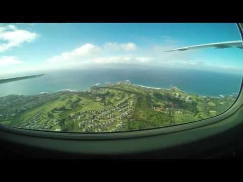 Transfer Maui-Honolulu Mokulele Airlines