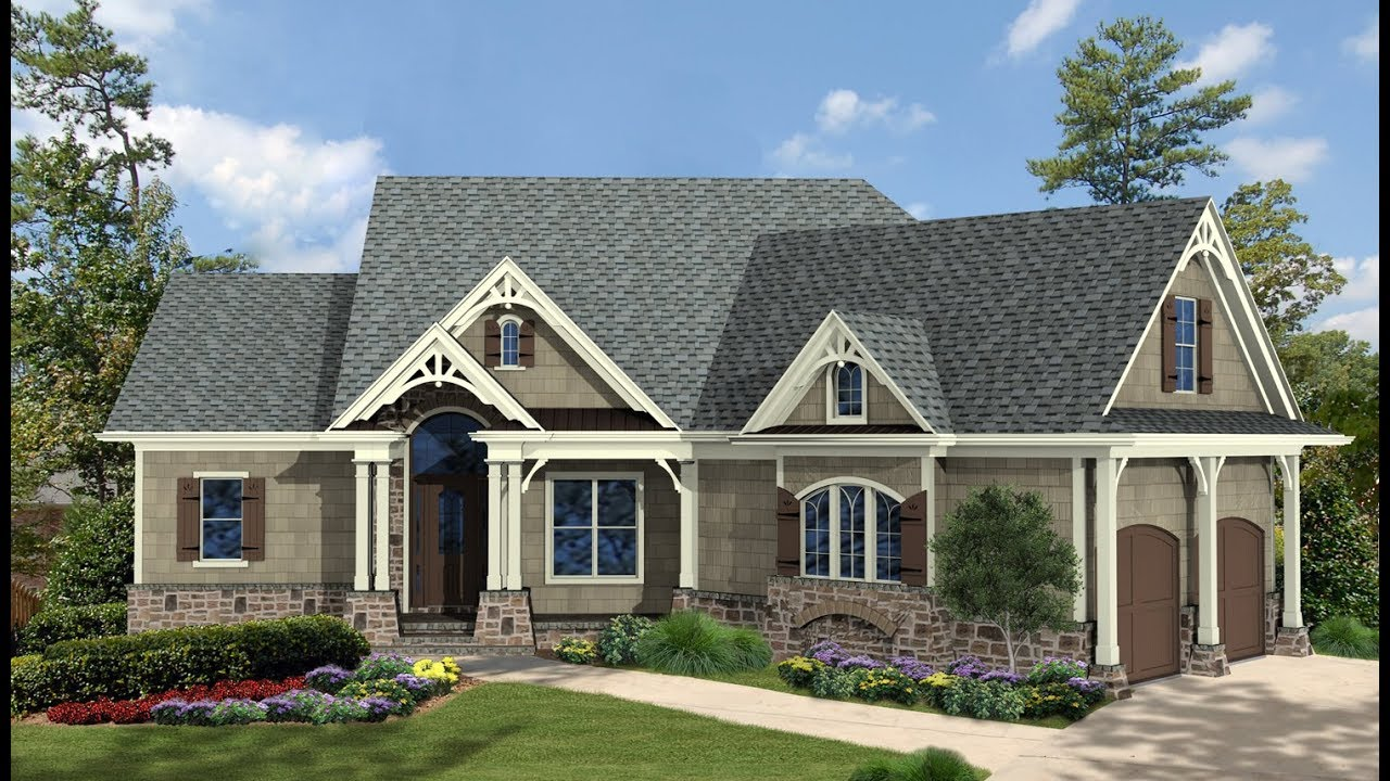home blueprint design small craftsman house plans michael w garrell garrell associates inc video ga 96 youtube 1362