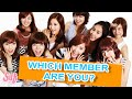Which SNSD Member Are YOU? Video l @Soshified