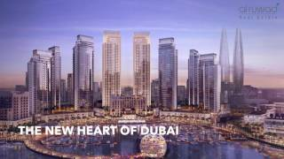 1/2/3 BR Apartments Available For Sale In Dubai Creek Harbour