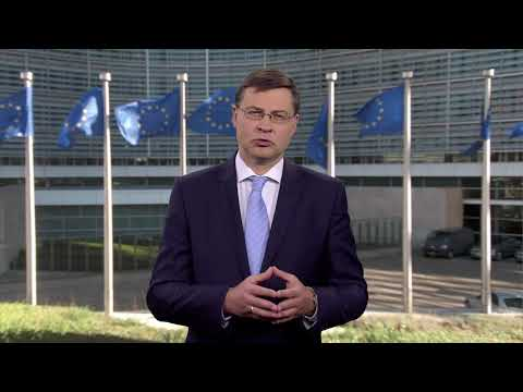 EC VP Valdis Dombrovskis opening of EIOPA conference
