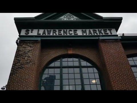 St Lawrence Market - Toronto - A Walking Tour Through The Market
