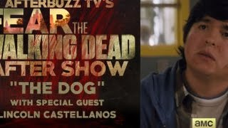 Fear The Walking Dead Season 1 Episode 3 Review w/ Lincoln A. Castellanos | AfterBuzz TV
