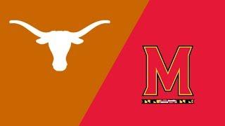Week 1 2018 #23 Texas vs Maryland Highlights Sept 1 2018