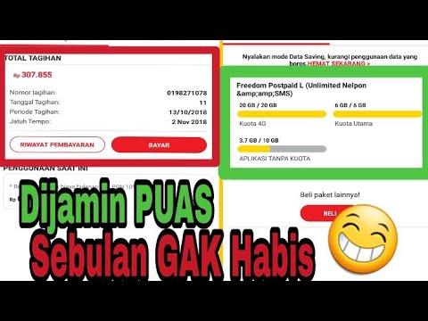 Lihat Cara Cek Tagihan Pascabayar Indosat paling mudah