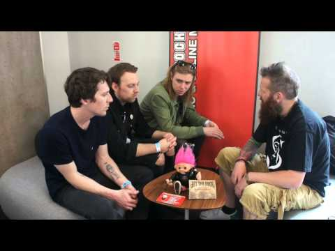 The Xcerts Interview Hit The Deck 2015