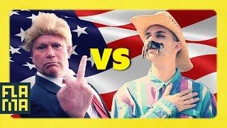 Baixar Mexicans VS. Trump