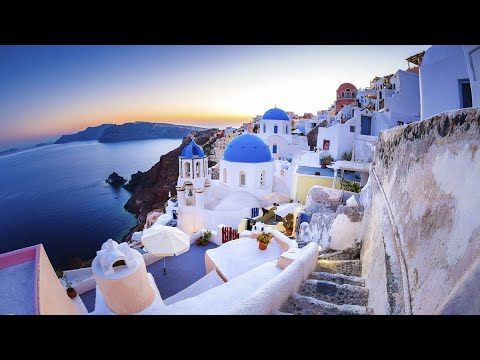Santorini (Greece), an insanely beautiful island: impression