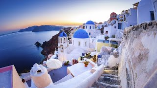 Santorini (Greece), an insanely beautiful island: impressions & sunset