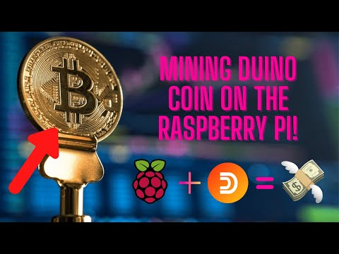 Mining On The Raspberry Pi 4 With Duino-Coin - A Crypto Coin For Low Powered Devices!