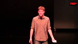Talking About Invisible Illness - Mental Illness: Max Silverman at TEDxBatesCollege
