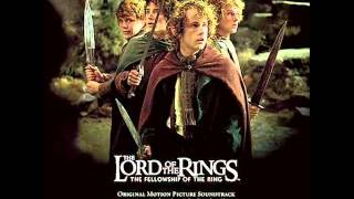 04 The Treason of Isengard - The Lord of the Rings: The Fellowship of the Ring [Original Soundtrack]