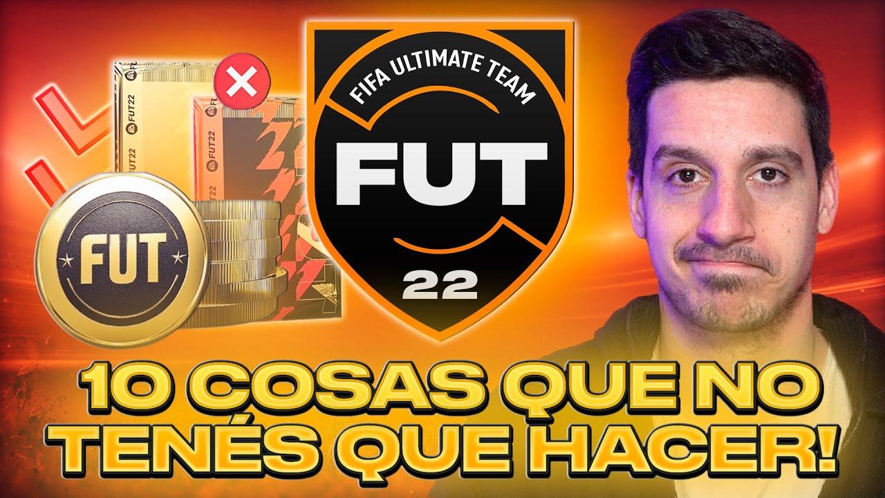 10 COSAS QUE TENÉS QUE EVITAR AL EMPEZAR FIFA 22! ❌   CÓMO EMPEZAR EN FIFA 22 #3