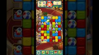 Toy Blast Level 2406 ~ NO BOOSTERS ~ Please LIKE !!!