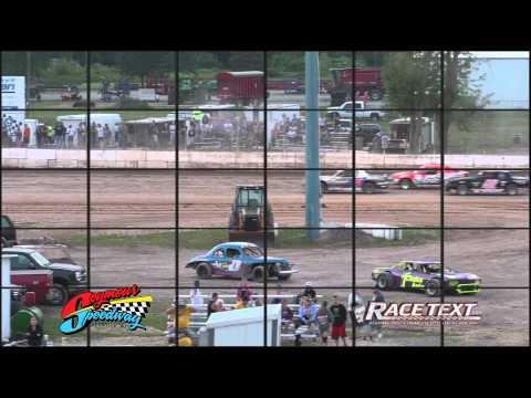 Seymour Speedway - 8-3-2014 - Street Stock feature