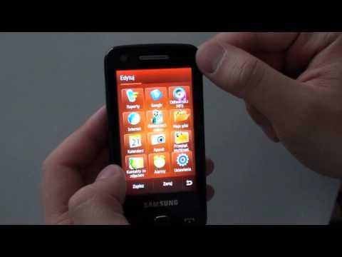 Samsung M8910 PIXON12 - Main Menu - part 4