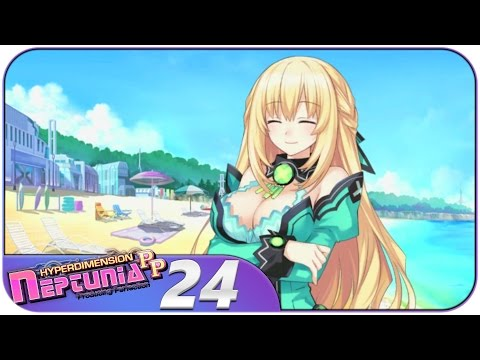 Hyperdimension Neptunia: Producing Perfection (PSV, Let's Play) | Vert's Trademark Assets | Part 24