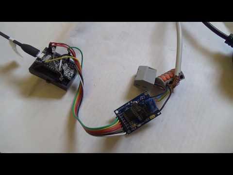 BitBastelei #245c - Haussteuerung Mit CAN Und Arduino: Installation & Hardware