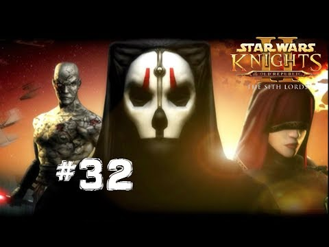 Knights Of The Old Republic II: The Sith Lords | Episode 32 | It's A Trap!