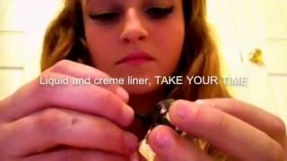 Enchanting Rainbow eyeliner tutorial Thumbnail