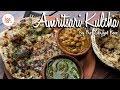 Amritsari Aloo kulcha   Tandoori kulcha on Tawa   Chef Sanjyot Keer   Your Food Lab