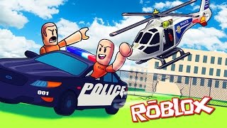 Roblox | PRISONERS ESCAPE THE JAIL - Jail Break Roblox! (Secret Ways to Escape)