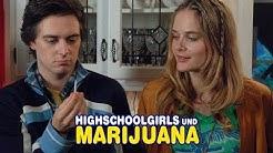 Highschoolgirls und Marijuana (Teenager Komödien ganzer Film Deutsch, ganze Filme auf Deutsch) *HD*