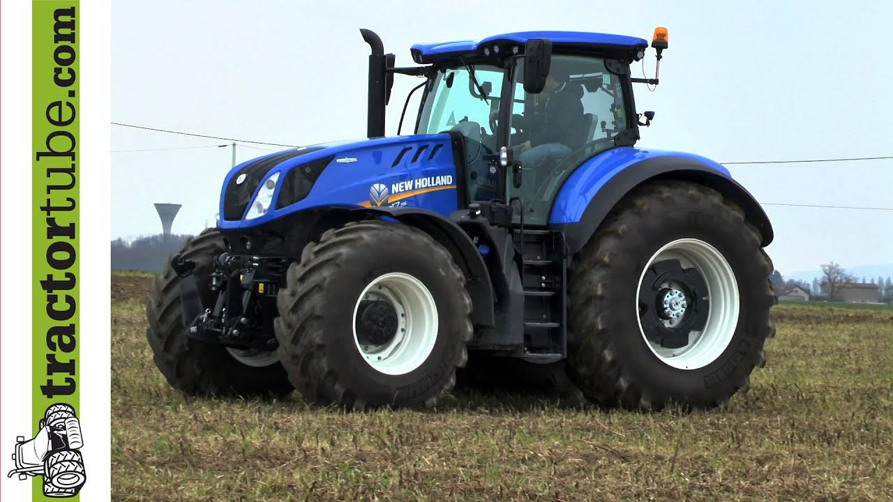 New Holland T7 Heavy Duty - english-version