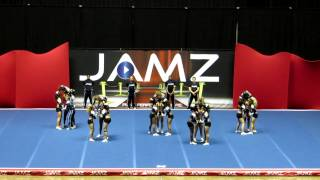 California Allstars Junior Mafia @ Jamz 11-17-12
