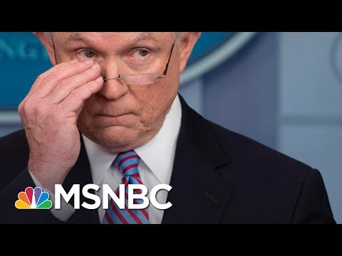 AG Jeff Sessions Unveils New Approach To Immigration Prosecution | PoliticsNation | MSNBC