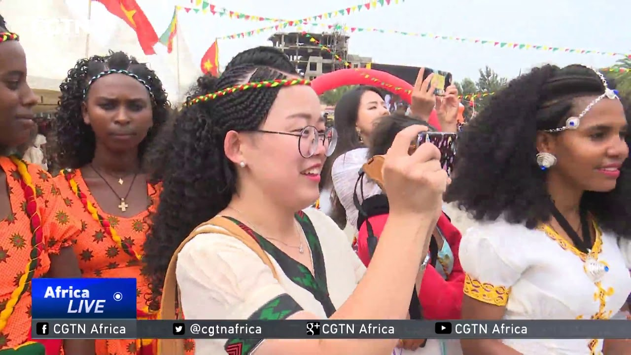 Ashenda Festival: Ethiopian women celebrate traditions, culture and religion