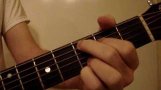 Consuming Fire Lesson Worship Song Guitar Chords Instruction