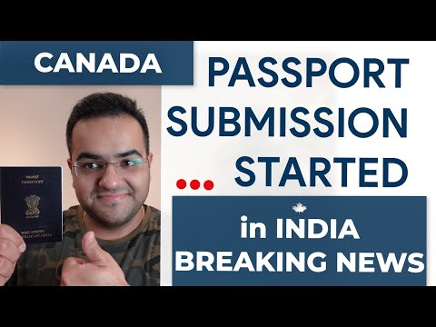 Canada Vfs Update - PASSPORT REQUESTS STARTED - Canada Immigration News IRCC Updates, Express Entry