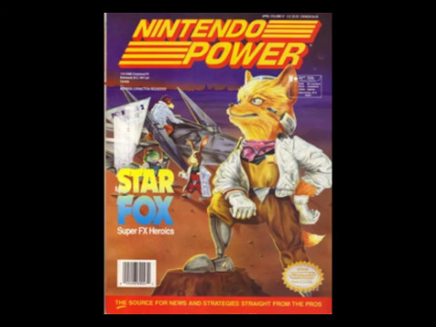 My 1st fictional character crush was Fox McCloud!