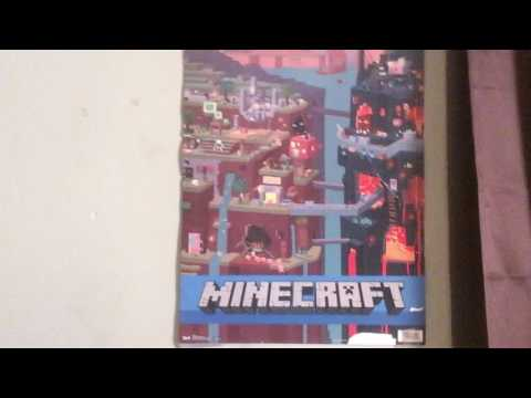 Cool minecraft Poster