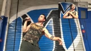 Advanced Full Body Kettlebell Strength Workout