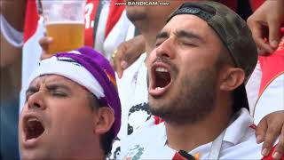 Anthem of Peru vs Australia FIFA World Cup 2018