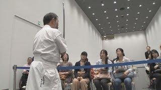 【HTBニュース】輝きと歴史に惚れ込み…日本刀にハマる女性たち