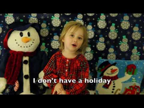Funny Kids Christmas Interview