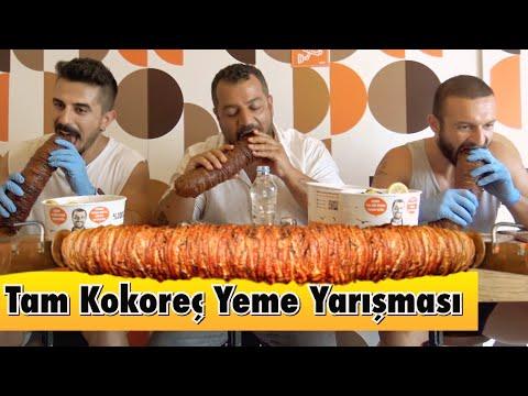 Midyeci Ahmet'le Kokoreç Yeme Challenge   Aykut Elmas, Halil İbrahim Göker