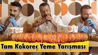 Midyeci Ahmet'le Kokoreç Yeme Challenge | Aykut Elmas, Halil İbrahim Göker
