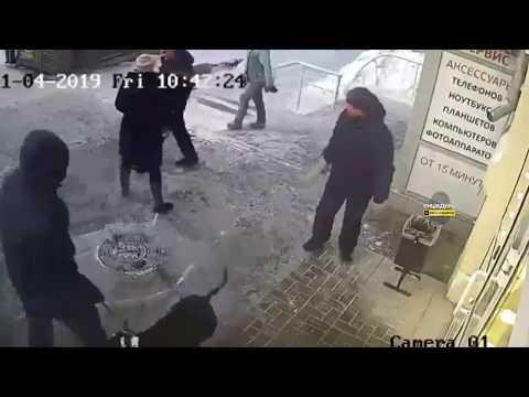 Новосибирск. Полная версия инцидента с полицейским и собакой.