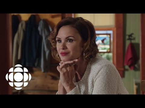Heartland's Alisha Newton on working with Keegan Connor Tracy  Heartland  CBC