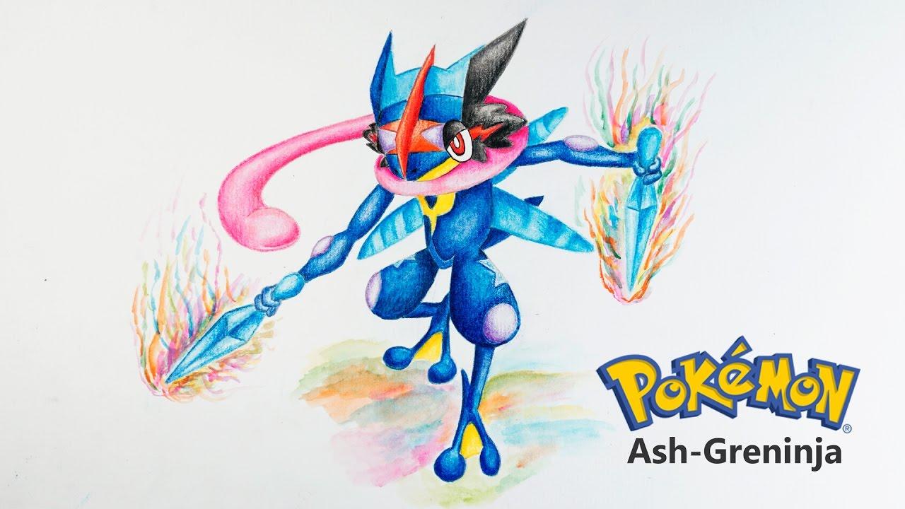 Best Pokemon ( サトシのゲッコウガ