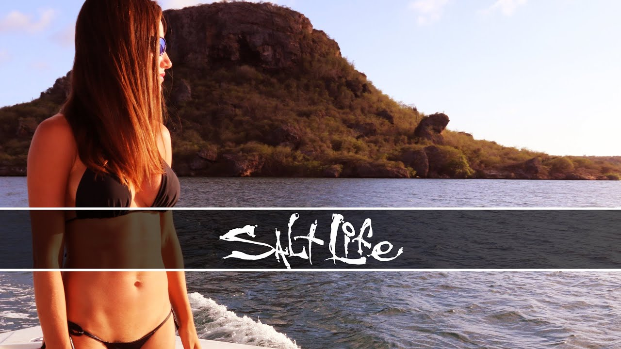 Fishing for Striped Marlin in Mexico | Fishing with Luiza - YouTube