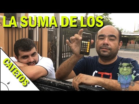 La Suma de los Catetos - Radio Chango