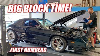 Download CLEETER MULLET REVEAL + Our FIRST Ever BIG BLOCK On the Dyno! How Much Will the Camaro Make?? Mp3 and Videos
